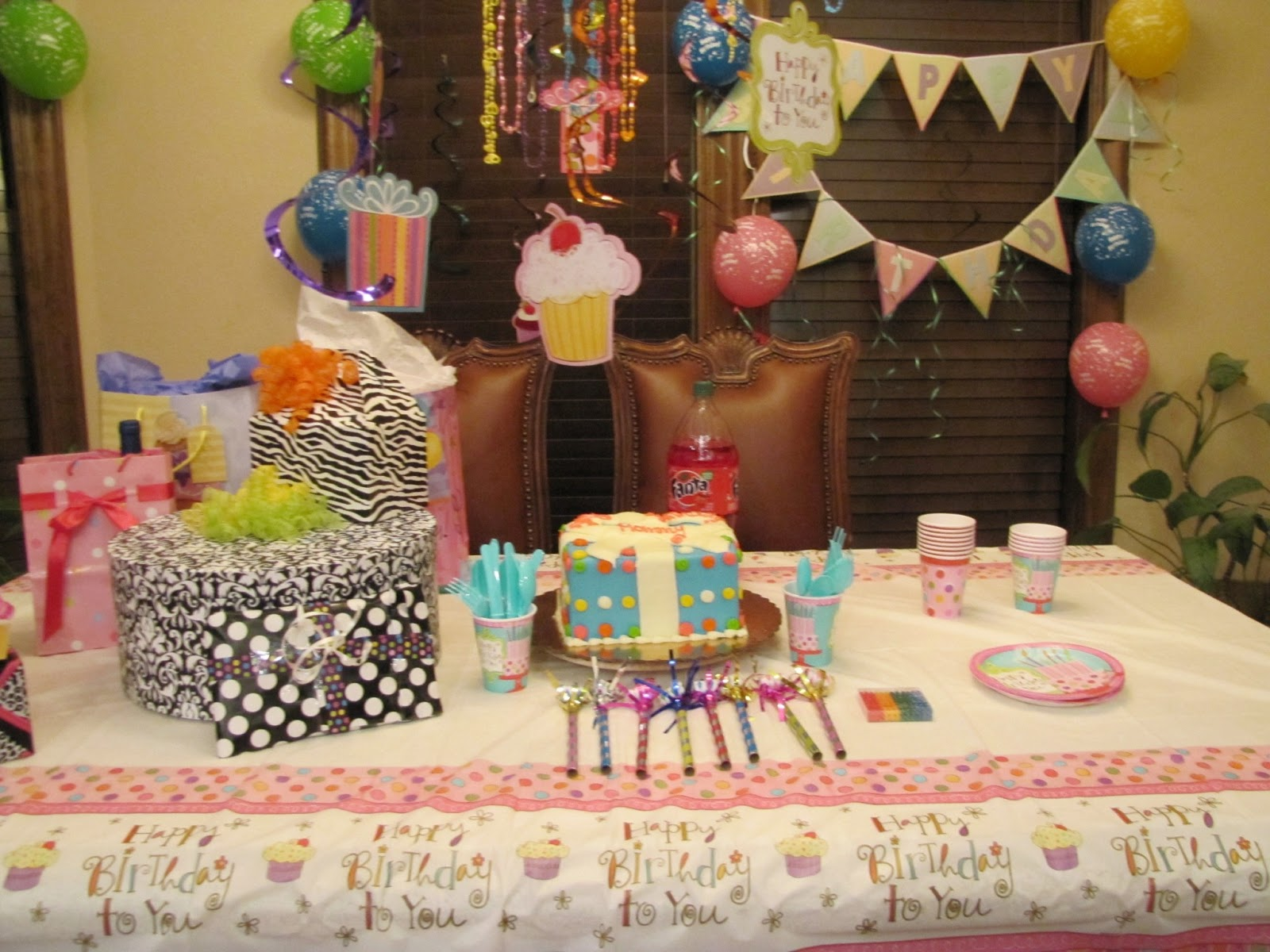 Some Great Tips on Birthday Decoration Ideas for Husband at Home