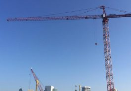 3 Reasons Your Business Should Invest in a Used Tower Crane